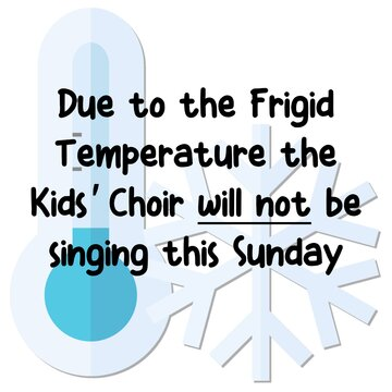 Choir Cancel