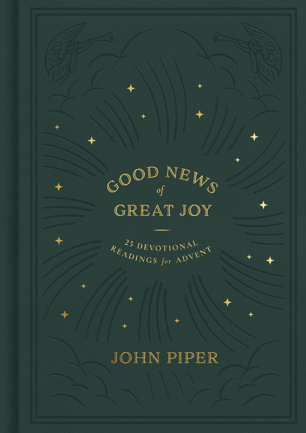 Good News of Great Joy: 25 Devotional Readings for Advent
