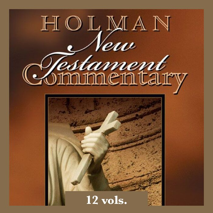 Holman New Testament Commentary | HNTC (12 vols.)