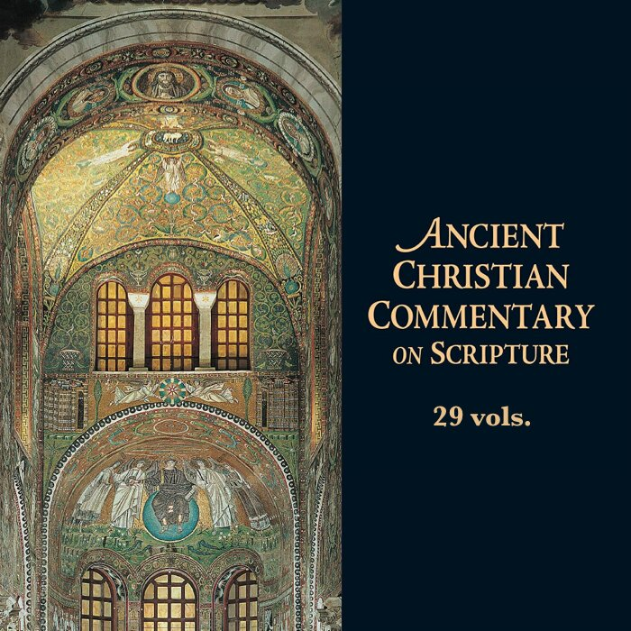 Ancient Christian Commentary on Scripture Complete Set, Updated Edition | ACCS (29 vols.)