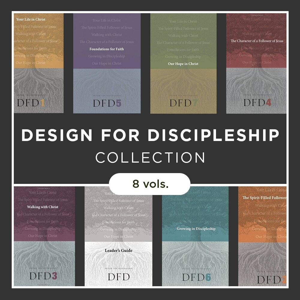 Design for Discipleship Collection (8 vols.)