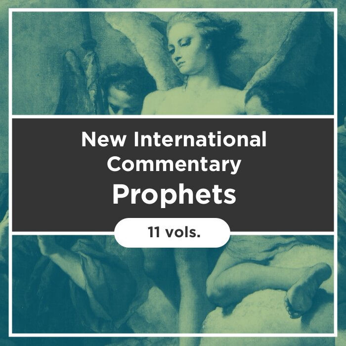 Prophets, 11 vols. (New International Commentary on the Old Testament | NICOT)