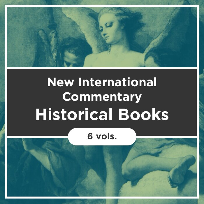Historical Books, 6 vols. (New International Commentary on the Old Testament | NICOT)