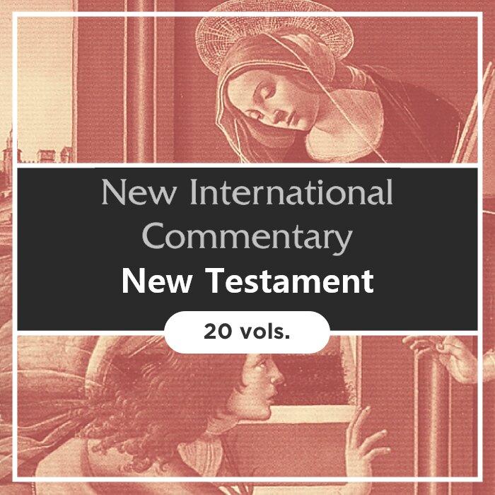 New International Commentary: New Testament | NIC (20 vols.)