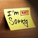 Not Sorry Thumbnail-300X300
