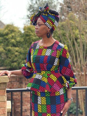 FIRST LADY AFRICAN PIC 1