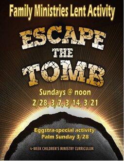 Escape The Tomb
