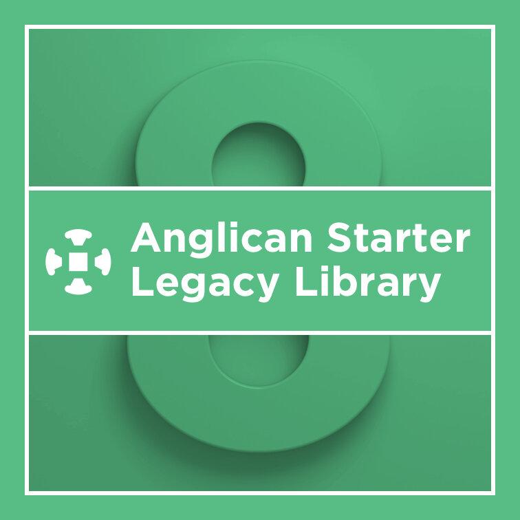 Logos 8 Anglican Starter Legacy Library