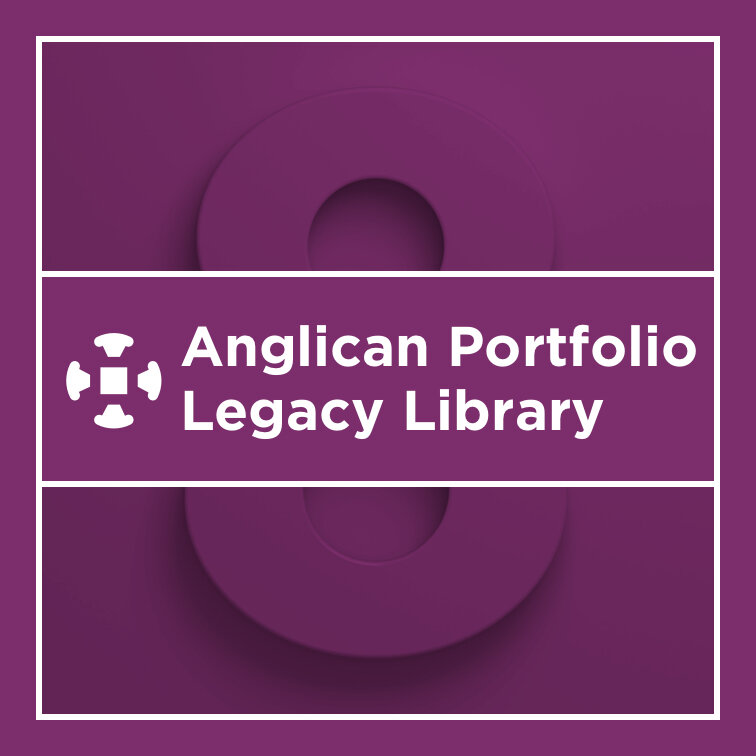 Logos 8 Anglican Portfolio Legacy Library