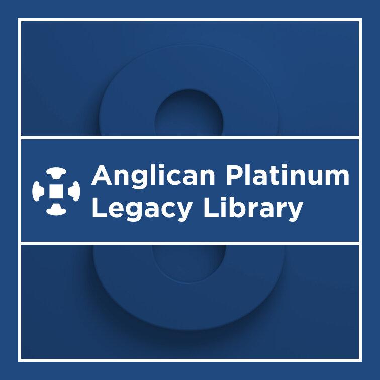 Logos 8 Anglican Platinum Legacy Library