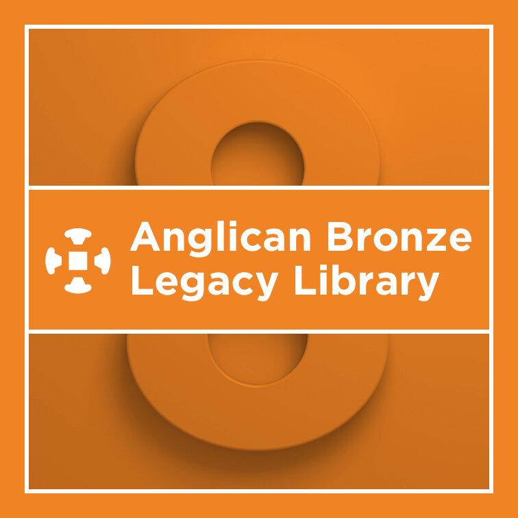 Logos 8 Anglican Bronze Legacy Library