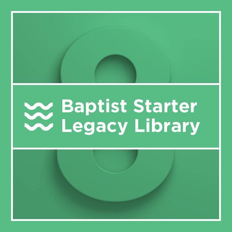 Logos 8 Baptist Starter Legacy Library