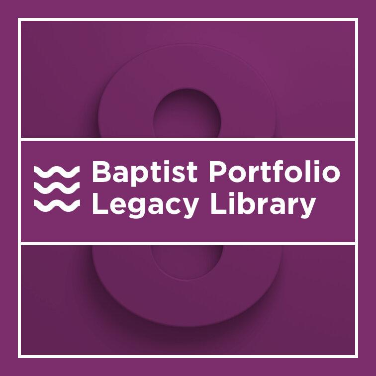 Logos 8 Baptist Portfolio Legacy Library