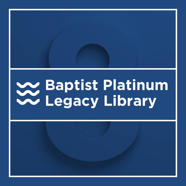 Logos 8 Baptist Platinum Legacy Library