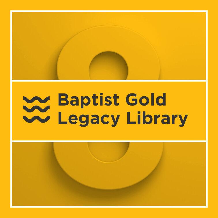 Logos 8 Baptist Gold Legacy Library