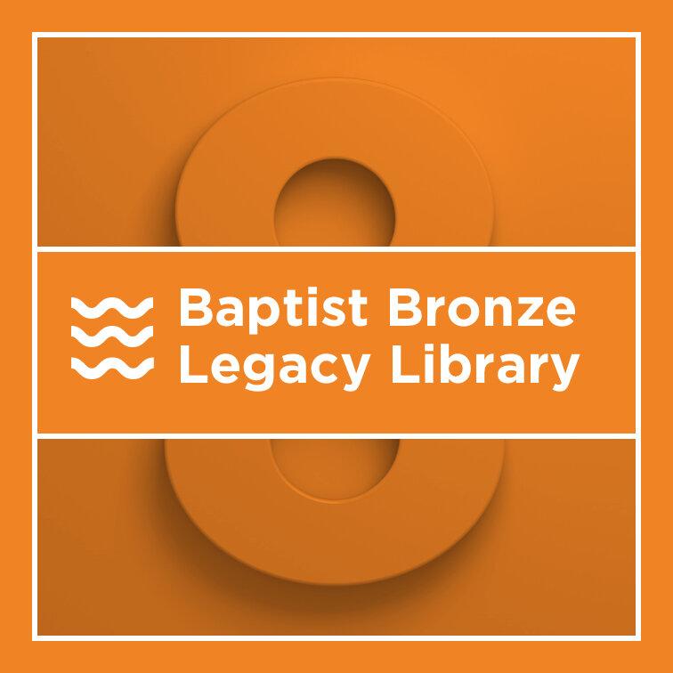 Logos 8 Baptist Bronze Legacy Library