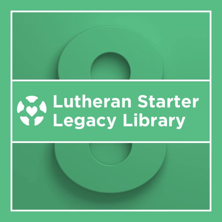 Logos 8 Lutheran Starter Legacy Library
