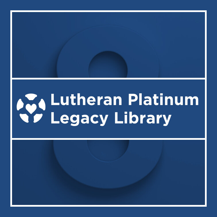 Logos 8 Lutheran Platinum Legacy Library