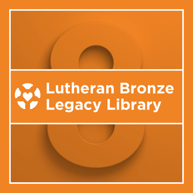 Logos 8 Lutheran Bronze Legacy Library