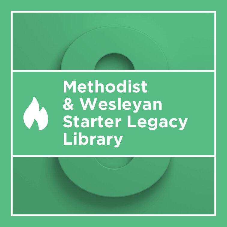 Logos 8 Methodist & Wesleyan Starter Legacy Library