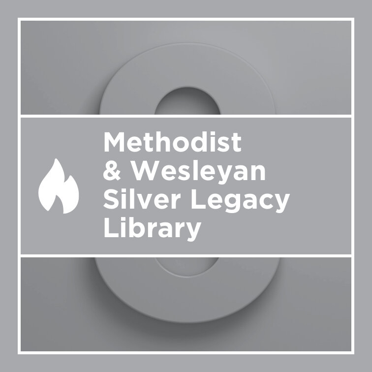 Logos 8 Methodist & Wesleyan Silver Legacy Library