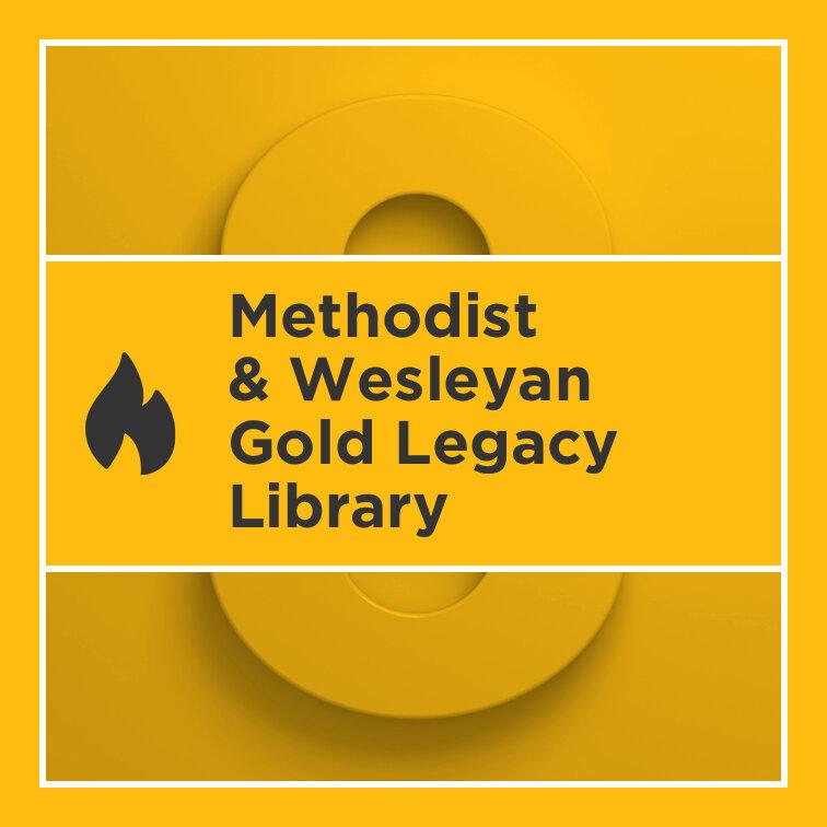 Logos 8 Methodist & Wesleyan Gold Legacy Library
