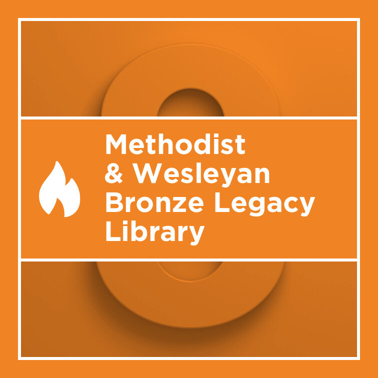 Logos 8 Methodist & Wesleyan Bronze Legacy Library