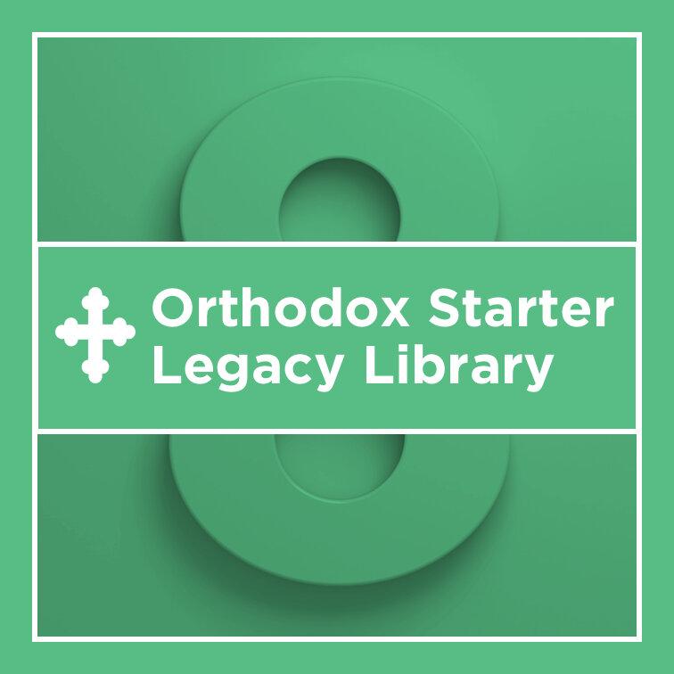 Logos 8 Orthodox Starter Legacy Library
