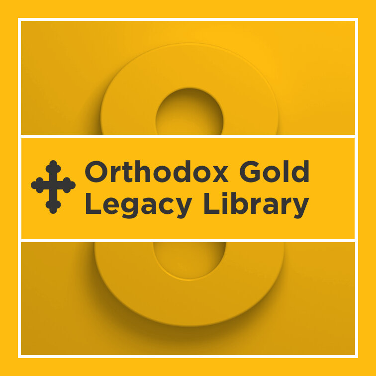 Logos 8 Orthodox Gold Legacy Library