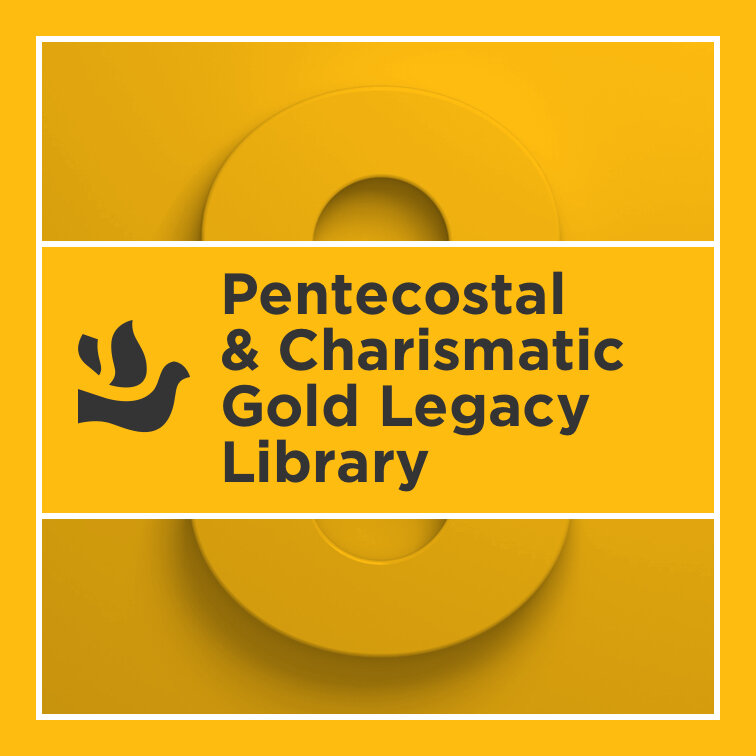 Logos 8 Pentecostal & Charismatic Gold Legacy Library