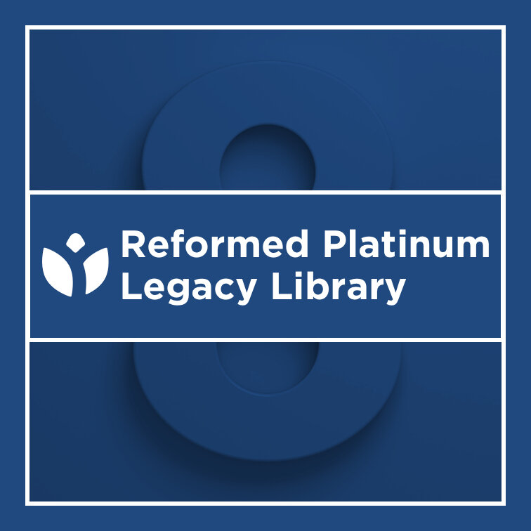 Logos 8 Reformed Platinum Legacy Library