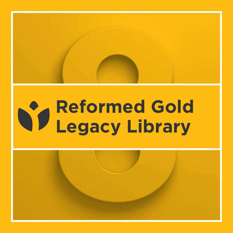 Logos 8 Reformed Gold Legacy Library
