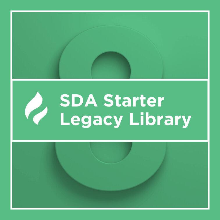 Logos 8 SDA Starter Legacy Library