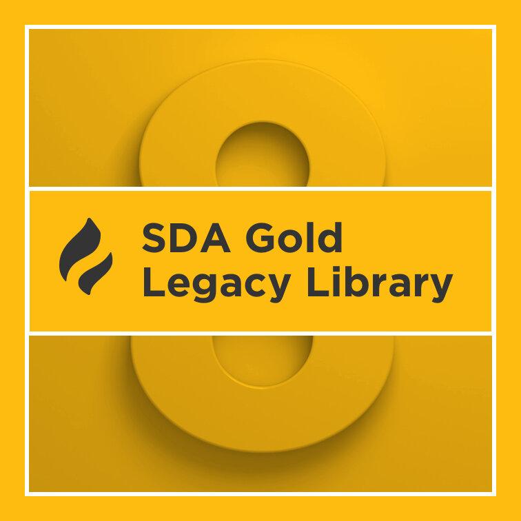 Logos 8 SDA Gold Legacy Library