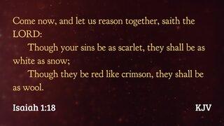 Isaiah 1-18