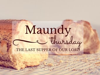 Maundy Thursday-2018