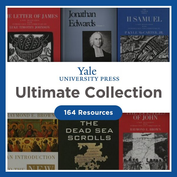 Yale University Press Ultimate Collection (164 Resources)