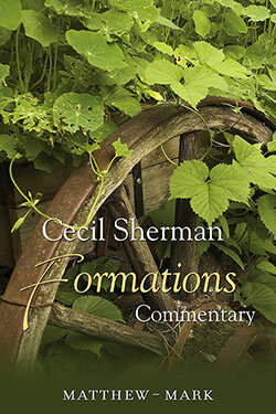 Matthew to Mark (Cecil Sherman Formations Commentary, Vol. 3)