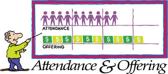 Attendance And Offering
