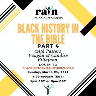 Rain Church presents the Series