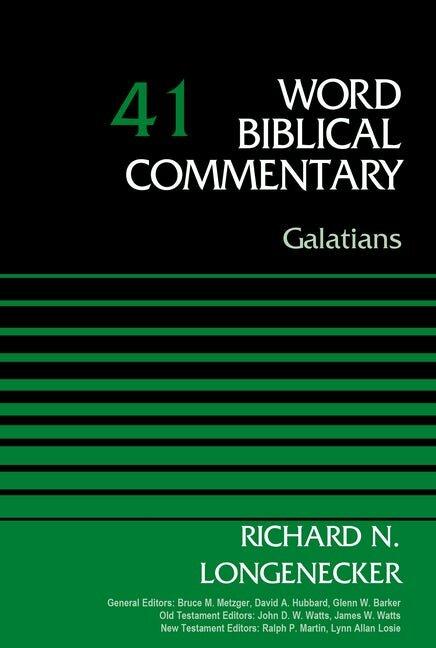 Galatians (Word Biblical Commentary, Volume 41 | WBC)