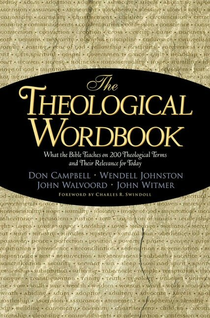The Theological Wordbook