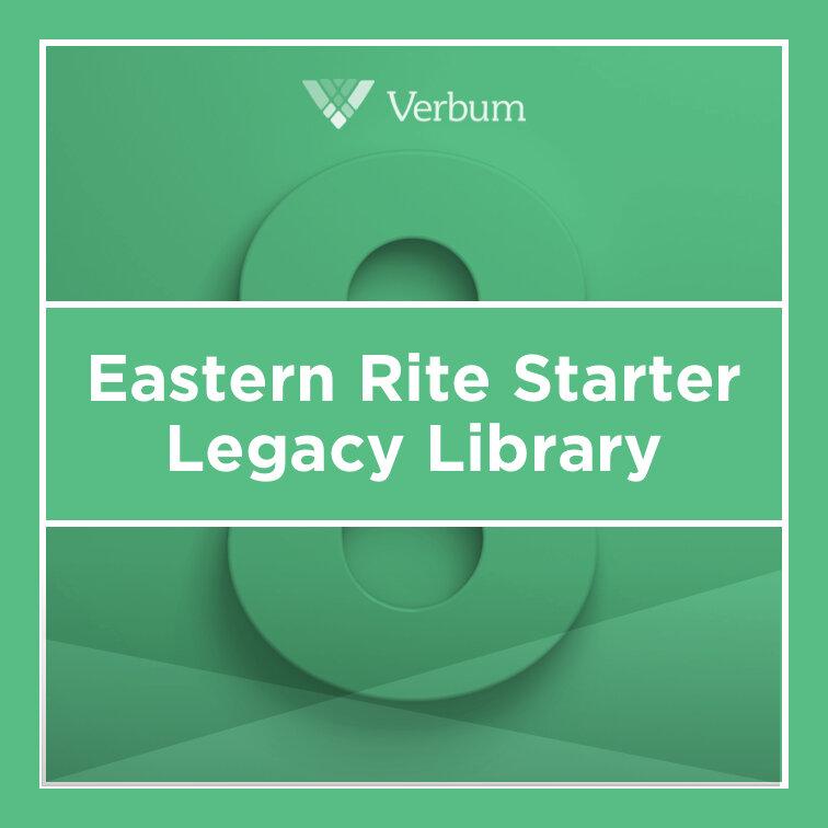 Verbum 8 Eastern Rite Starter Legacy Library