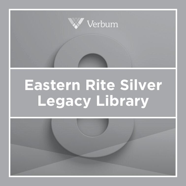 Verbum 8 Eastern Rite Silver Legacy Library