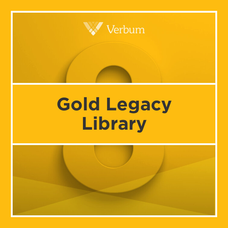 Verbum 8 Gold Legacy Library