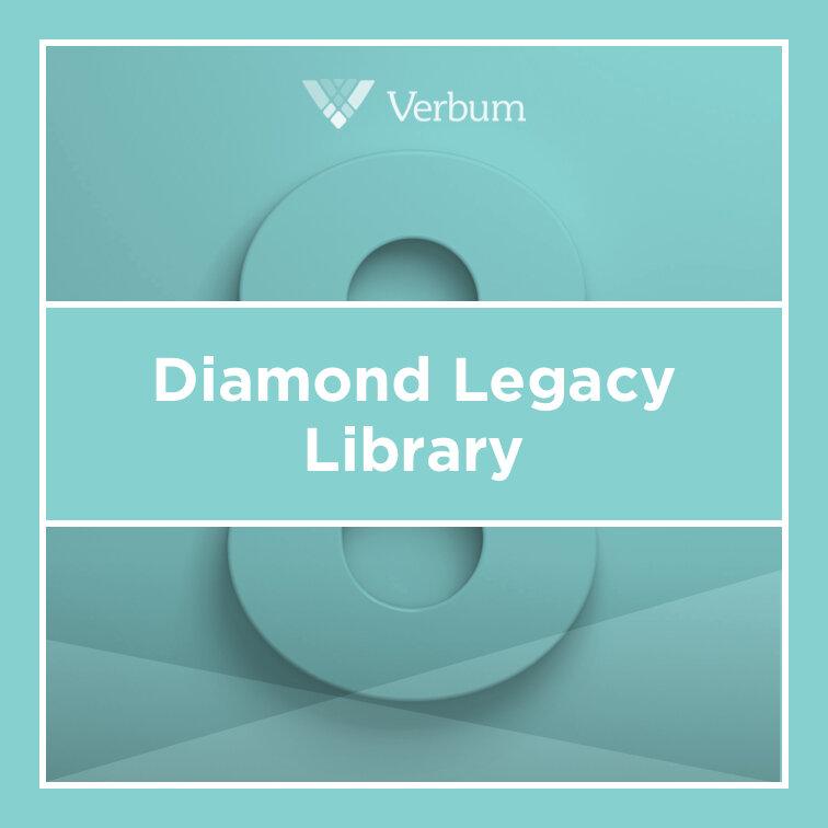 Verbum 8 Diamond Legacy Library