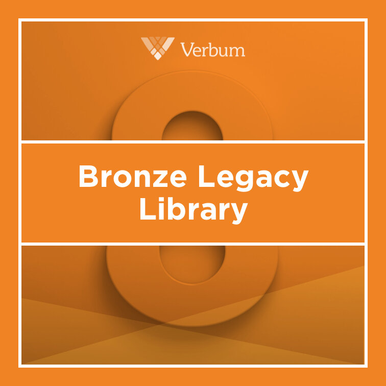 Verbum 8 Bronze Legacy Library