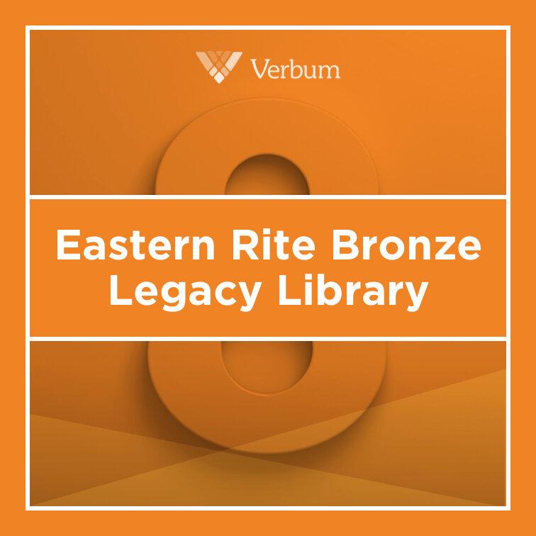 Verbum 8 Eastern Rite Bronze Legacy Library
