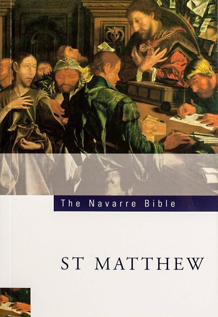The Navarre Bible: Saint Matthew's Gospel