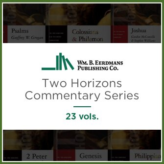 Two Horizons Commentary Series (23 vols.)